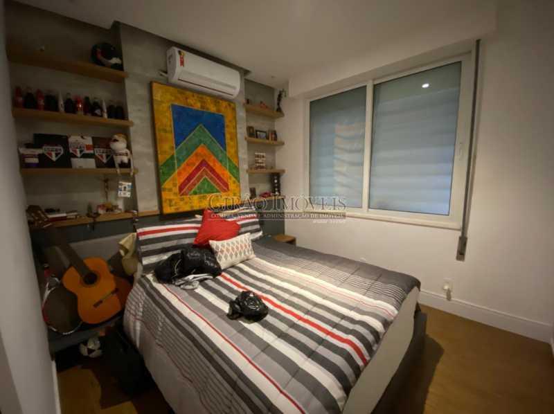 QUARTO - Apartamento 4 quartos para venda e aluguel Leme, Rio de Janeiro - R$ 6.000.000 - GIAP40380 - 9