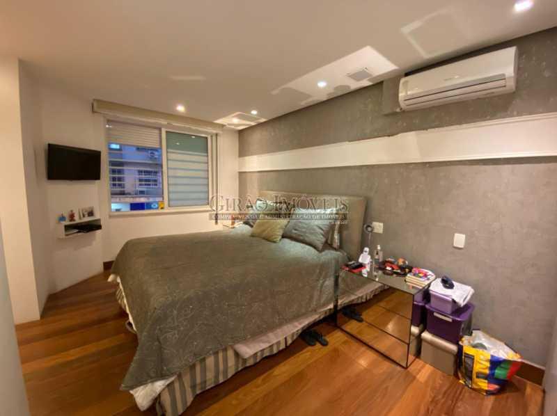 SUÍTE MASTER - Apartamento 4 quartos para venda e aluguel Leme, Rio de Janeiro - R$ 6.000.000 - GIAP40380 - 6