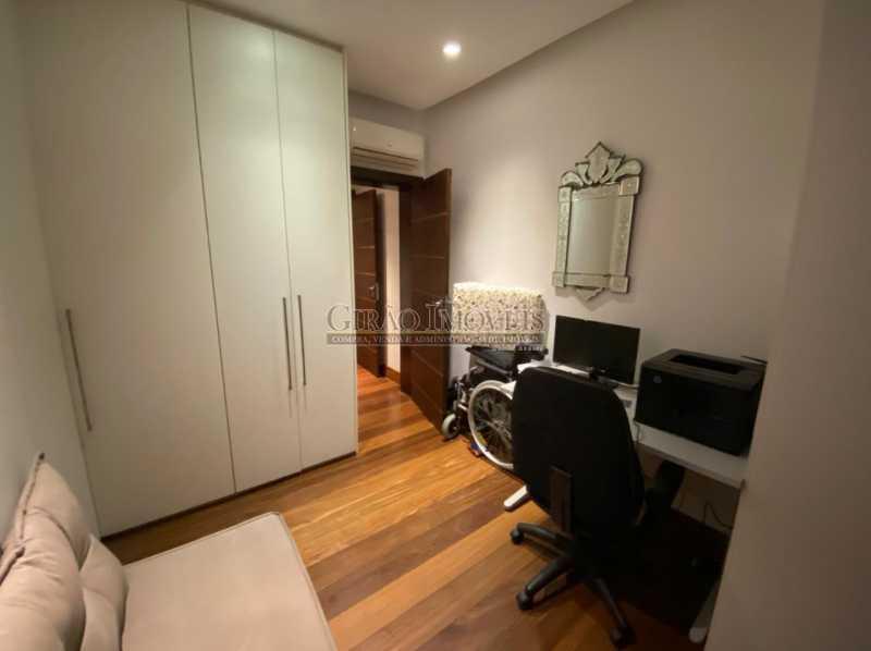 SUÍTE 3 - Apartamento 4 quartos para venda e aluguel Leme, Rio de Janeiro - R$ 6.000.000 - GIAP40380 - 8