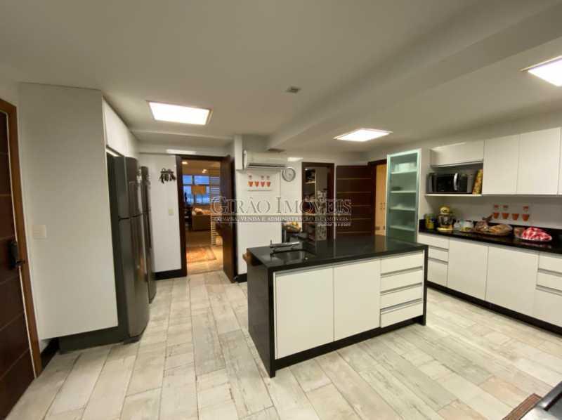 COPA COZINHA - Apartamento 4 quartos para venda e aluguel Leme, Rio de Janeiro - R$ 6.000.000 - GIAP40380 - 18