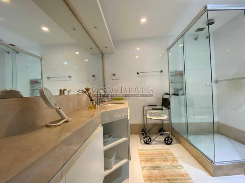 BANHEIRO  - Apartamento 4 quartos para venda e aluguel Leme, Rio de Janeiro - R$ 6.000.000 - GIAP40380 - 10