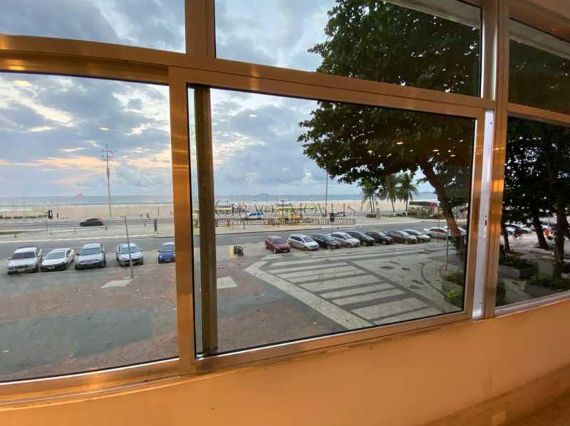 VISTA C/ JANELAS ANTI-RUÍDO - Apartamento 4 quartos para venda e aluguel Leme, Rio de Janeiro - R$ 6.000.000 - GIAP40380 - 3