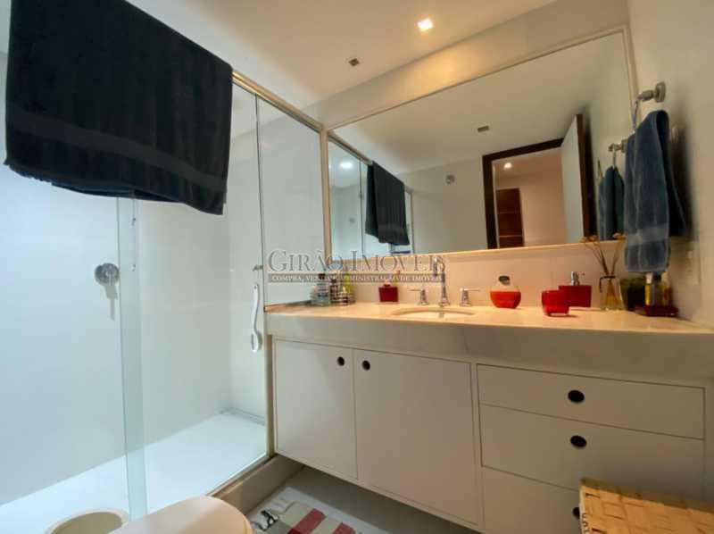 DETALHES DO BANHEIRO - Apartamento 4 quartos para venda e aluguel Leme, Rio de Janeiro - R$ 6.000.000 - GIAP40380 - 12