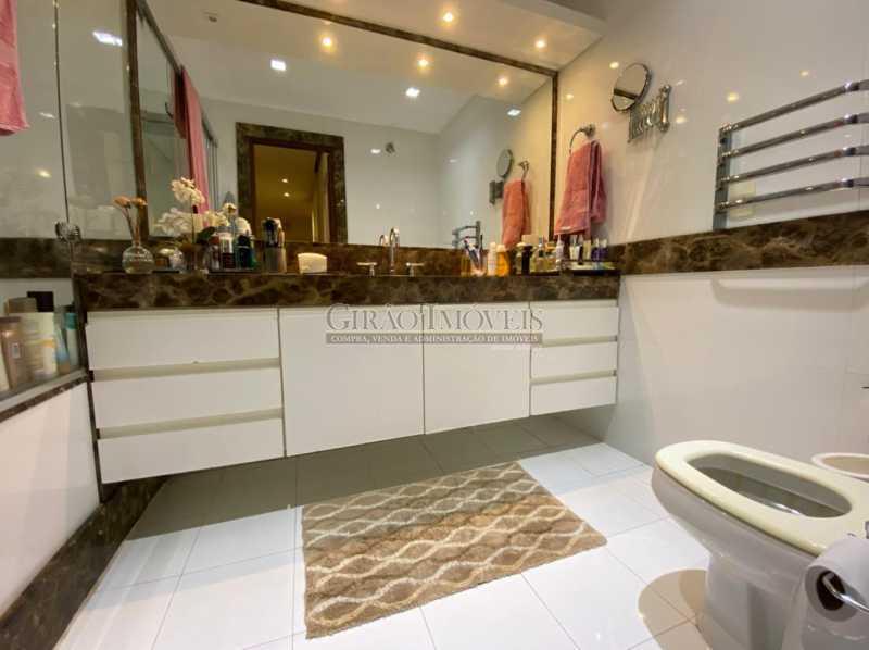 ARMÁRIOS E DETALHES  BANHEIRO - Apartamento 4 quartos para venda e aluguel Leme, Rio de Janeiro - R$ 6.000.000 - GIAP40380 - 13