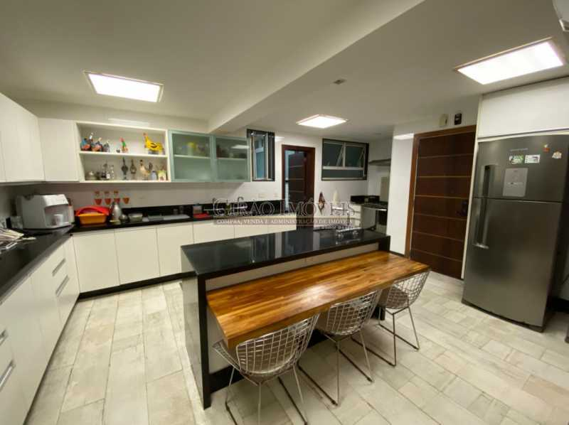 COPA COZINHA - Apartamento 4 quartos para venda e aluguel Leme, Rio de Janeiro - R$ 6.000.000 - GIAP40380 - 16
