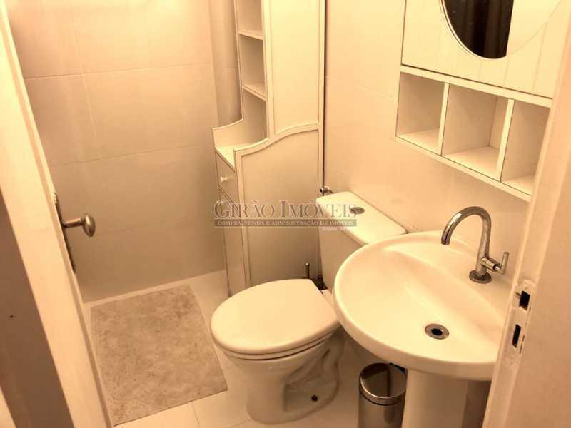 874df0e9-fc4b-40d7-a468-1d3ba2 - Apartamento à venda Leblon, Rio de Janeiro - R$ 750.000 - GIAP00175 - 9