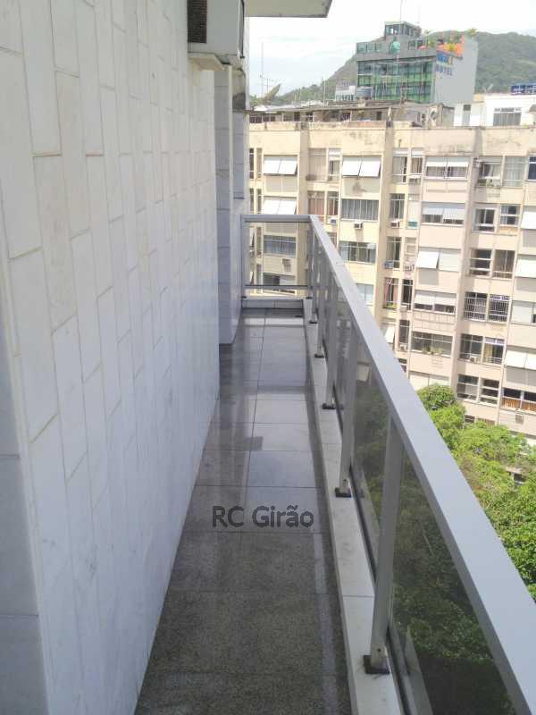 2 sacada1 - Apartamento 3 quartos à venda Copacabana, Rio de Janeiro - R$ 1.570.000 - GIAP30202 - 3