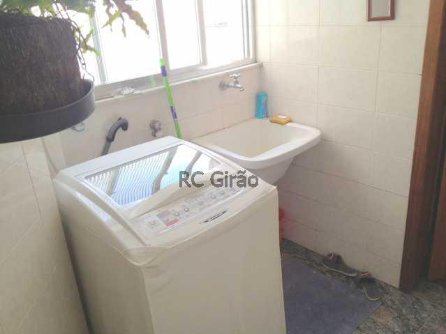22 area_serc2 - Apartamento À Venda - Copacabana - Rio de Janeiro - RJ - GIAP30202 - 24