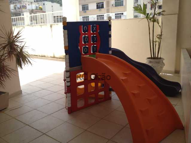 27 parquinho - Apartamento 3 quartos à venda Copacabana, Rio de Janeiro - R$ 1.570.000 - GIAP30202 - 28