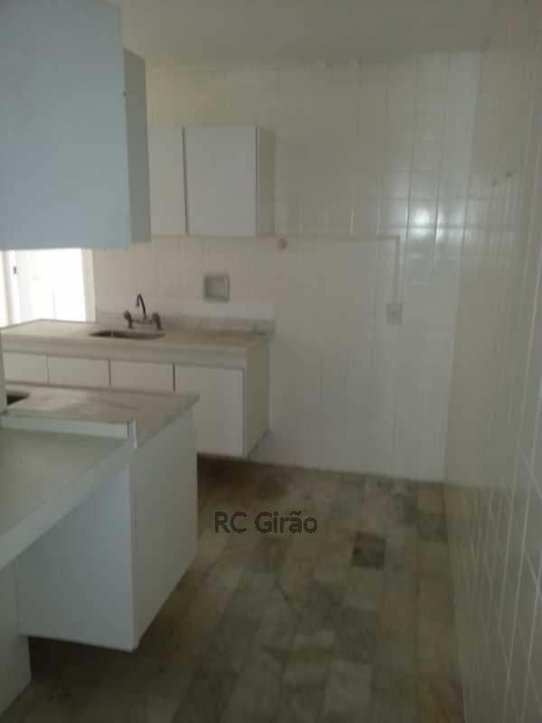 6cozinha2 - Apartamento À Venda - Leblon - Rio de Janeiro - RJ - GIAP30204 - 17
