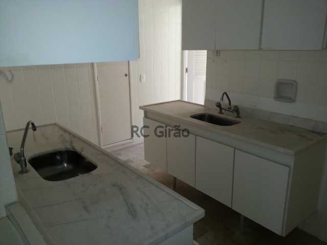 6cozinha4 - Apartamento À Venda - Leblon - Rio de Janeiro - RJ - GIAP30204 - 18