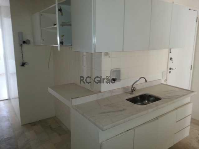 6cozinha5 - Apartamento À Venda - Leblon - Rio de Janeiro - RJ - GIAP30204 - 19