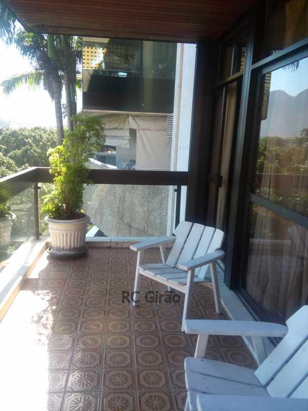 9 - Apartamento À Venda - Leblon - Rio de Janeiro - RJ - GIAP40151 - 10