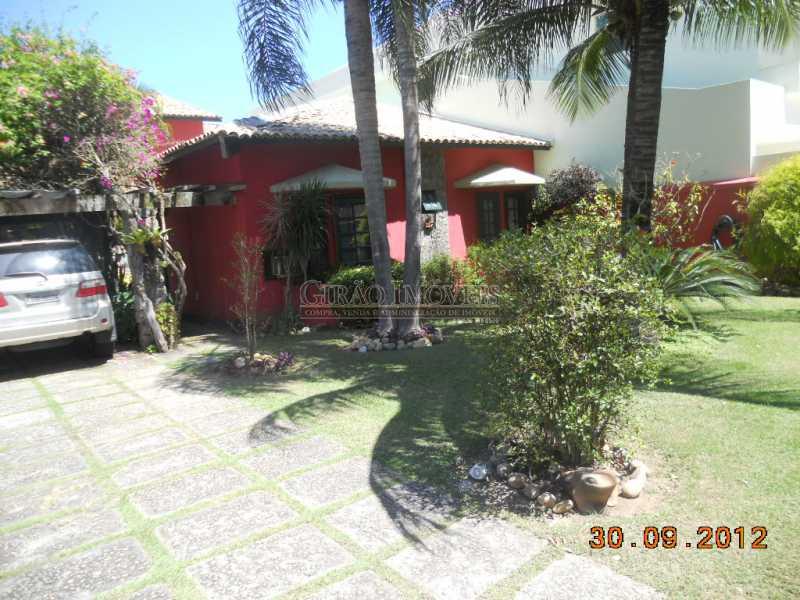 B - Casa em Condominio À Venda - Barra da Tijuca - Rio de Janeiro - RJ - GICN60001 - 3