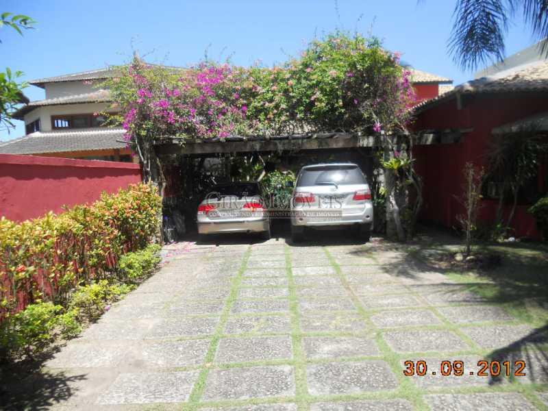 D - Casa em Condominio À Venda - Barra da Tijuca - Rio de Janeiro - RJ - GICN60001 - 5