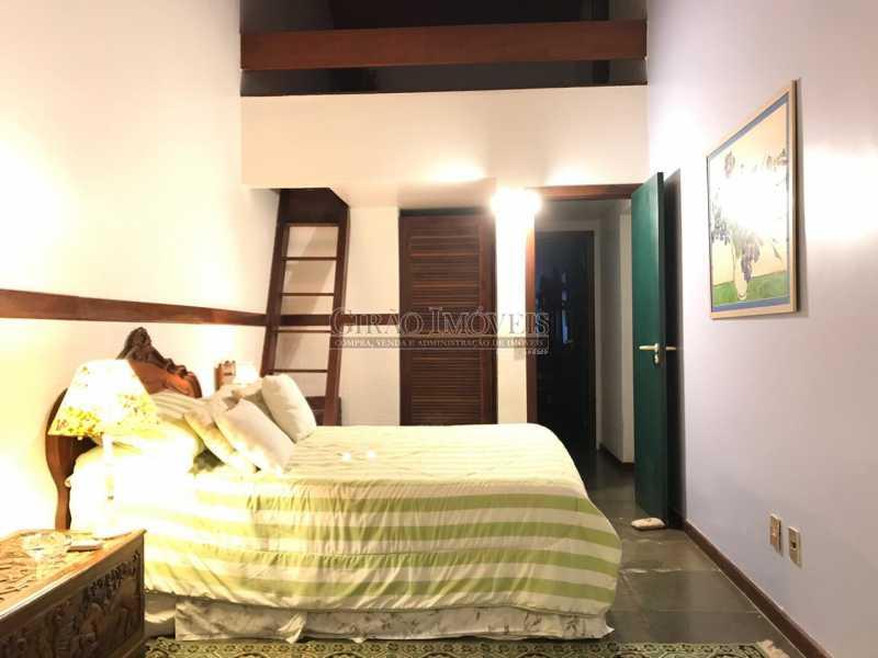 K - Casa em Condominio À Venda - Barra da Tijuca - Rio de Janeiro - RJ - GICN60001 - 13