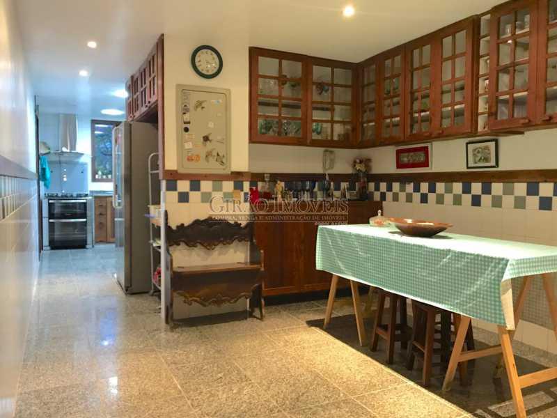 P - Casa em Condominio À Venda - Barra da Tijuca - Rio de Janeiro - RJ - GICN60001 - 18