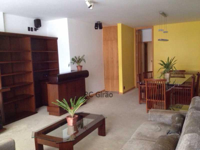 2 - Apartamento À Venda - Lagoa - Rio de Janeiro - RJ - GIAP40081 - 4