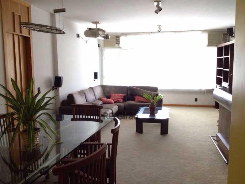 6 - Apartamento À Venda - Lagoa - Rio de Janeiro - RJ - GIAP40081 - 9