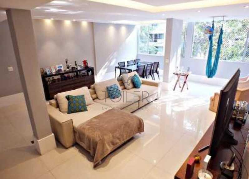 02 - Apartamento Para Venda ou Aluguel - Leblon - Rio de Janeiro - RJ - LB-VF2001 - 3
