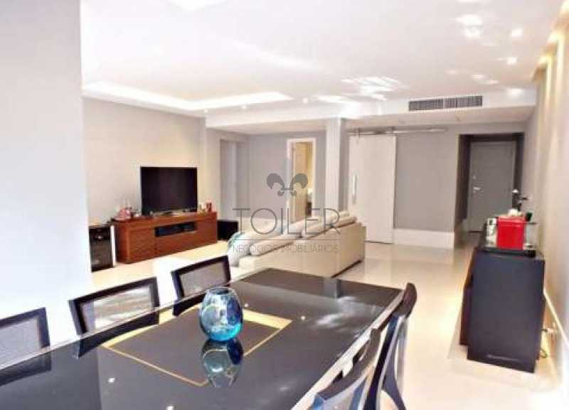 03 - Apartamento Para Venda ou Aluguel - Leblon - Rio de Janeiro - RJ - LB-VF2001 - 4