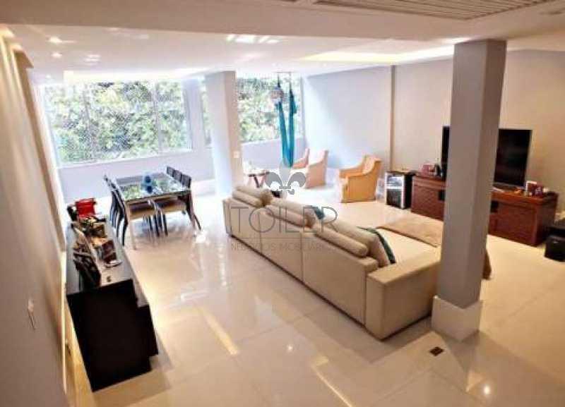 04 - Apartamento Para Venda ou Aluguel - Leblon - Rio de Janeiro - RJ - LB-VF2001 - 5