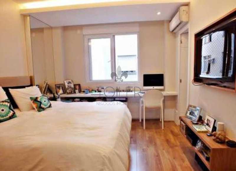 08 - Apartamento Para Venda ou Aluguel - Leblon - Rio de Janeiro - RJ - LB-VF2001 - 9