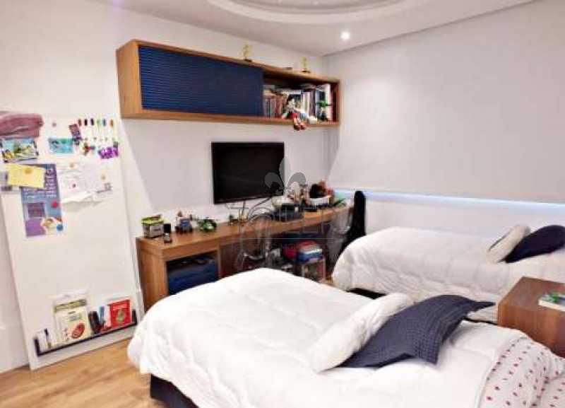 13 - Apartamento Rua General Venâncio Flores,Leblon,Rio de Janeiro,RJ Para Venda e Aluguel,2 Quartos,145m² - LB-VF2001 - 14