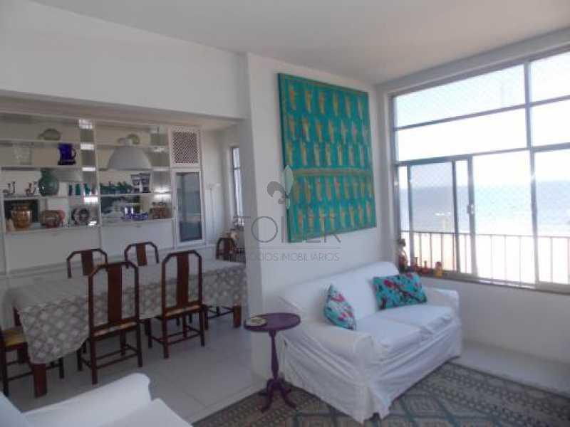 01 - Apartamento Avenida Atlântica,Copacabana, Rio de Janeiro, RJ À Venda, 3 Quartos, 138m² - CO-AA3027 - 1