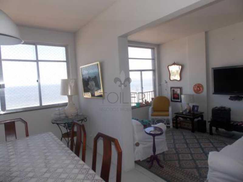 02 - Apartamento Avenida Atlântica,Copacabana, Rio de Janeiro, RJ À Venda, 3 Quartos, 138m² - CO-AA3027 - 3
