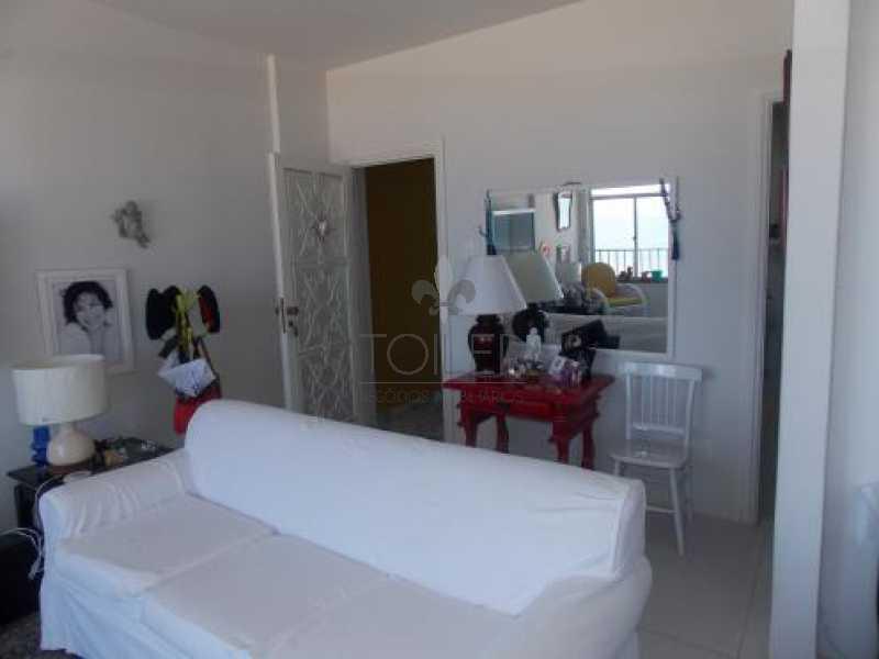 03 - Apartamento Avenida Atlântica,Copacabana, Rio de Janeiro, RJ À Venda, 3 Quartos, 138m² - CO-AA3027 - 4