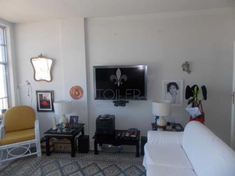 18 - Apartamento Avenida Atlântica,Copacabana, Rio de Janeiro, RJ À Venda, 3 Quartos, 138m² - CO-AA3027 - 19