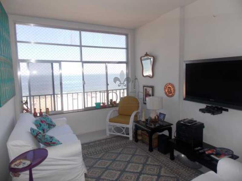 19 - Apartamento Avenida Atlântica,Copacabana, Rio de Janeiro, RJ À Venda, 3 Quartos, 138m² - CO-AA3027 - 20