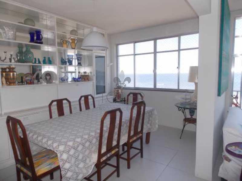 20 - Apartamento Avenida Atlântica,Copacabana, Rio de Janeiro, RJ À Venda, 3 Quartos, 138m² - CO-AA3027 - 21
