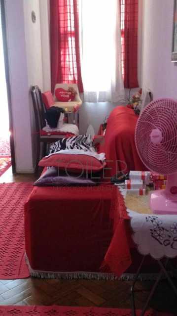 03 - Apartamento à venda Rua Ministro Alfredo Valadão,Copacabana, Rio de Janeiro - R$ 550.000 - CO-AV1001 - 4