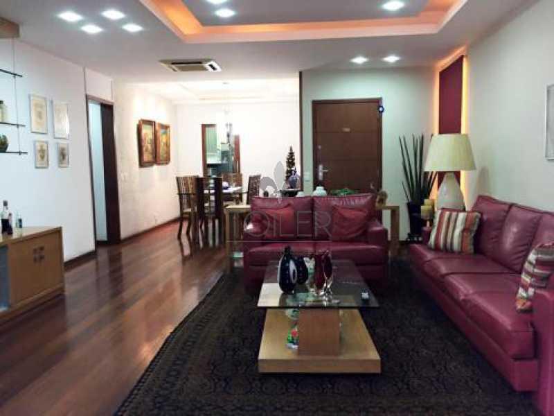 01 - Apartamento Rua José Linhares,Leblon,Rio de Janeiro,RJ À Venda,4 Quartos,210m² - LB-JL4013 - 1