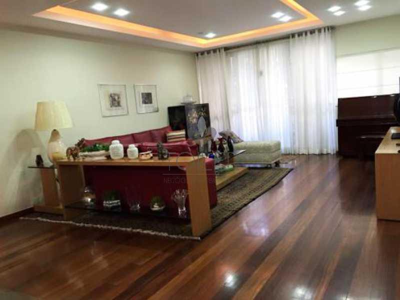 02 - Apartamento Rua José Linhares,Leblon,Rio de Janeiro,RJ À Venda,4 Quartos,210m² - LB-JL4013 - 3