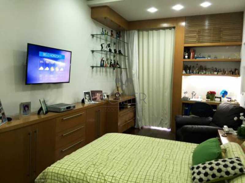 07 - Apartamento Rua José Linhares,Leblon,Rio de Janeiro,RJ À Venda,4 Quartos,210m² - LB-JL4013 - 8