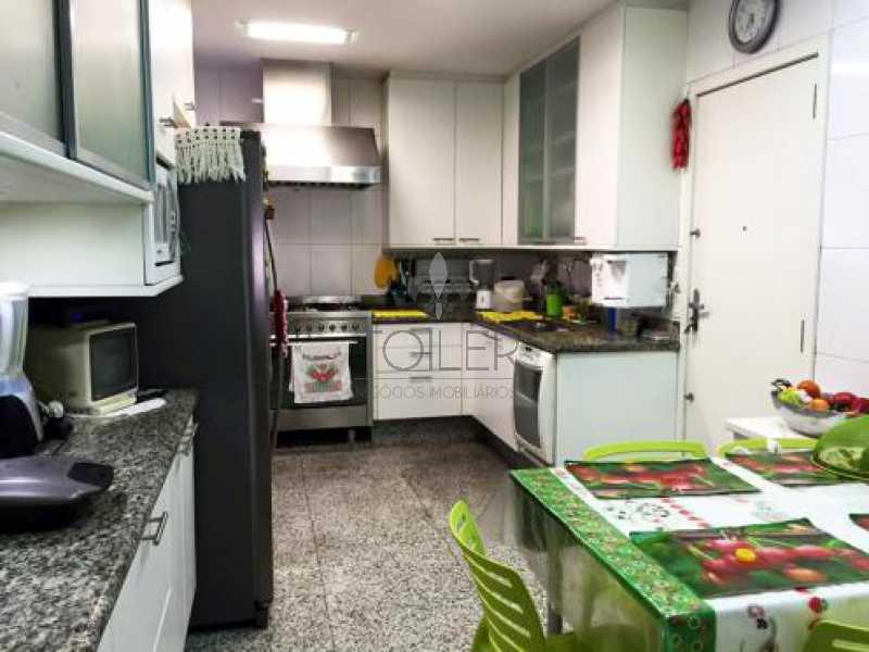 13 - Apartamento Rua José Linhares,Leblon,Rio de Janeiro,RJ À Venda,4 Quartos,210m² - LB-JL4013 - 14