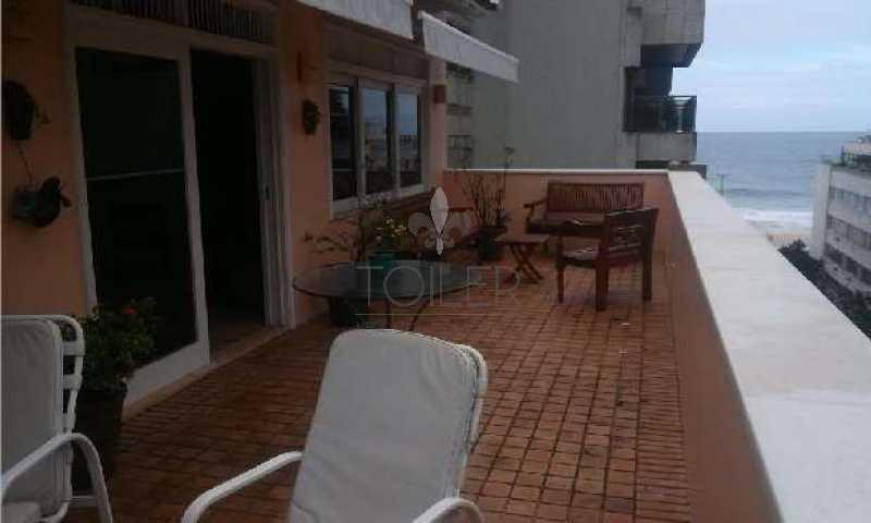 04 - Cobertura Rua Almirante Guilhem,Leblon,Rio de Janeiro,RJ À Venda,4 Quartos,480m² - LB-AG4004 - 5