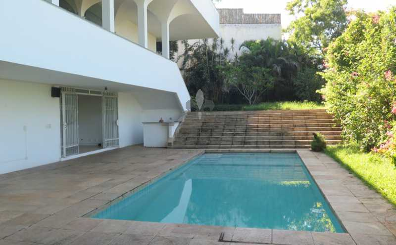 02 - Casa Para Venda ou Aluguel - Jardim Botânico - Rio de Janeiro - RJ - JB-MF5001 - 3
