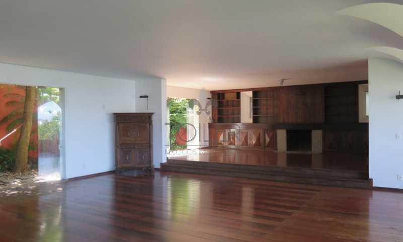 04 - Casa Para Venda ou Aluguel - Jardim Botânico - Rio de Janeiro - RJ - JB-MF5001 - 5