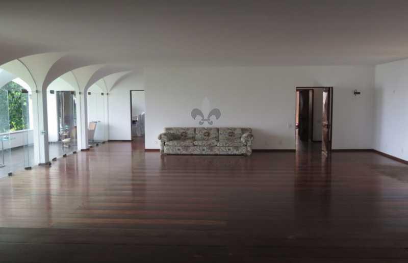 05 - Casa Para Venda ou Aluguel - Jardim Botânico - Rio de Janeiro - RJ - JB-MF5001 - 6