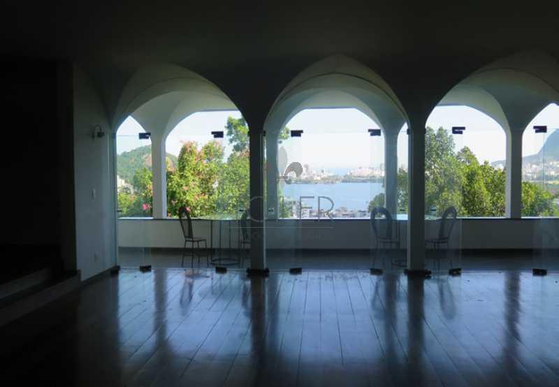 06 - Casa Para Venda ou Aluguel - Jardim Botânico - Rio de Janeiro - RJ - JB-MF5001 - 7