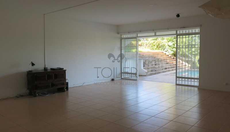 11 - Casa Para Venda ou Aluguel - Jardim Botânico - Rio de Janeiro - RJ - JB-MF5001 - 12