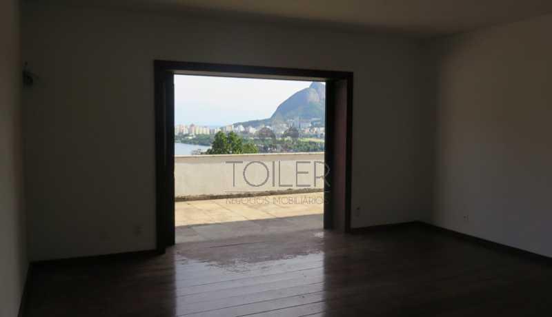 14 - Casa Para Venda ou Aluguel - Jardim Botânico - Rio de Janeiro - RJ - JB-MF5001 - 15