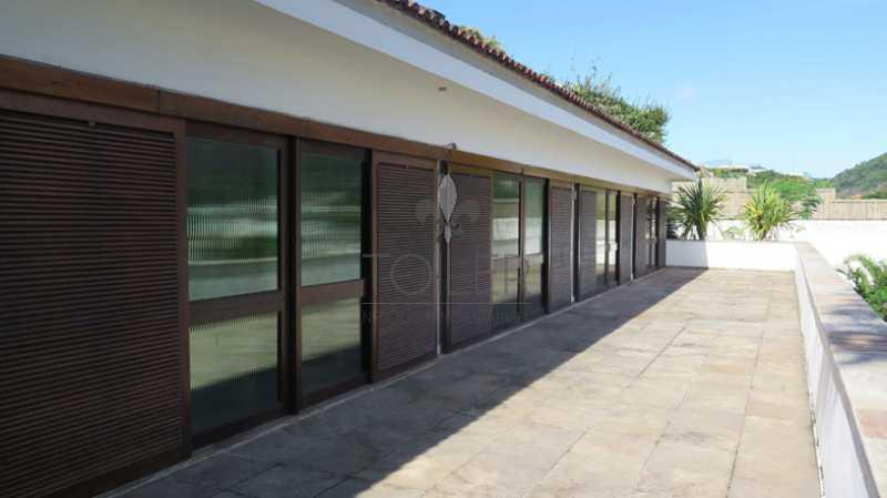 16 - Casa Para Venda ou Aluguel - Jardim Botânico - Rio de Janeiro - RJ - JB-MF5001 - 17