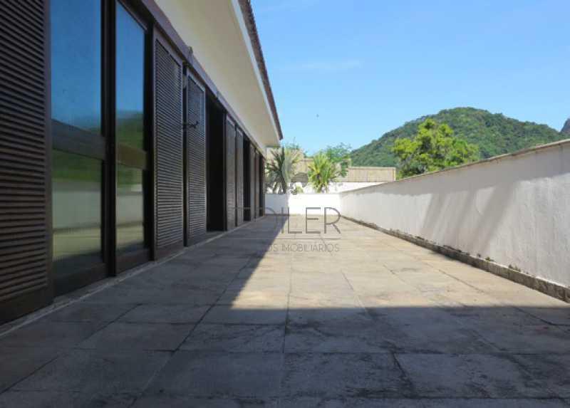 18 - Casa Para Venda ou Aluguel - Jardim Botânico - Rio de Janeiro - RJ - JB-MF5001 - 19