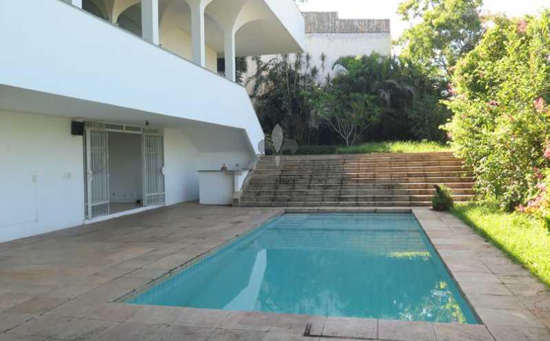 20 - Casa Para Venda ou Aluguel - Jardim Botânico - Rio de Janeiro - RJ - JB-MF5001 - 21