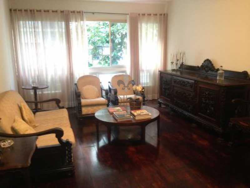 01 - Apartamento à venda Rua Engenheiro Cortes Sigaud,Leblon, Rio de Janeiro - R$ 2.500.000 - LB-EC4001 - 1